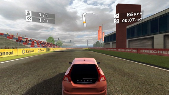 Скачать Real Racing 2 Android Powervr
